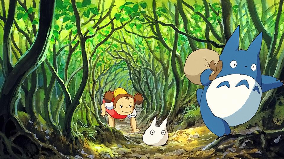 Tonari no Totoro (Meu Amigo Totoro): Análise e Impressões – Cine ...